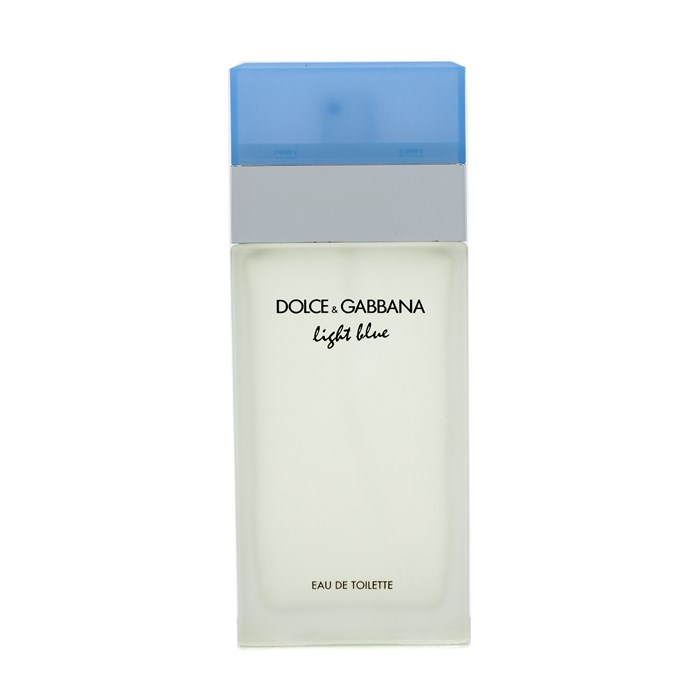 dolce gabbana light blue edt spray 100ml ebay. Black Bedroom Furniture Sets. Home Design Ideas