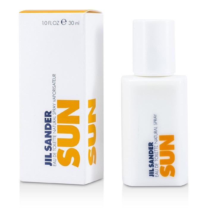 jil sander sun edt spray 30ml women 39 s perfume ebay. Black Bedroom Furniture Sets. Home Design Ideas