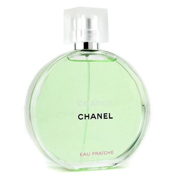 chanel chance eau fraiche edt spray ladies fragrance