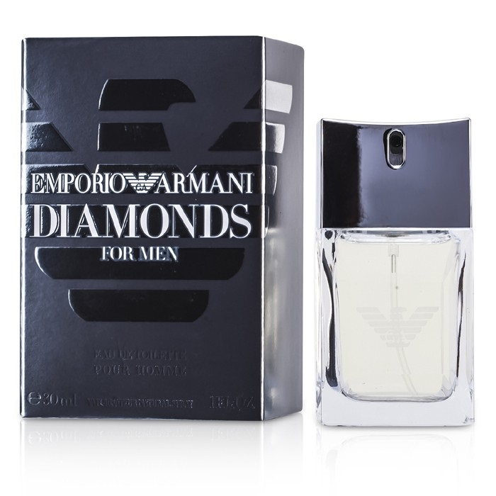 Giorgio Armani Diamonds EDT Spray 30ml Men's Perfume