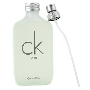 Calvin Klein CK One Eau De Toilette Spray 200ml/6.7oz Ladies Fragrance