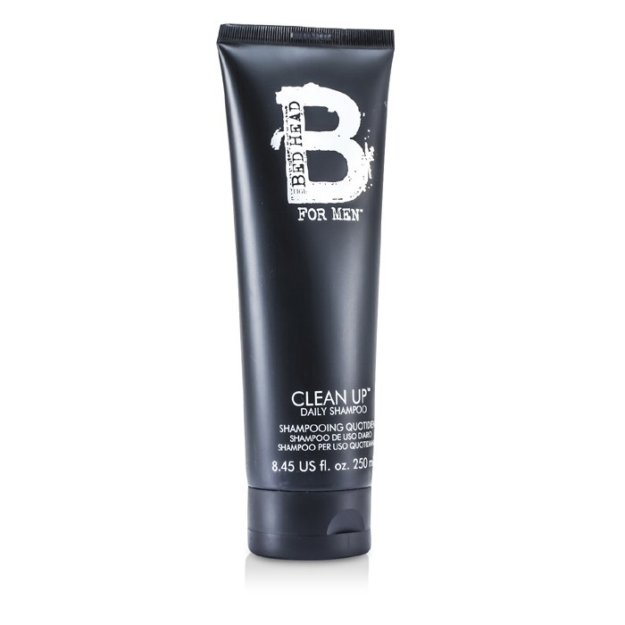 Tigi Bed Head B For Men Clean Up Daily Shampoo 250ml Mens Hair Care