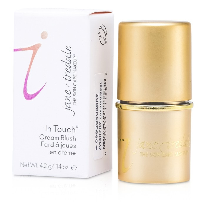 Jane Iredale In Touch Cream Blush - Connection 4.2g Womens Make Up