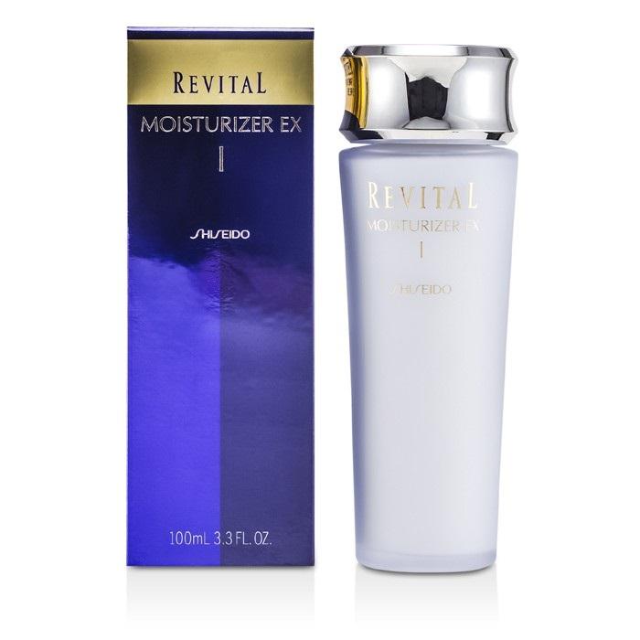 Shiseido Revital Moisturizer EX I 100ml Womens Skin Care