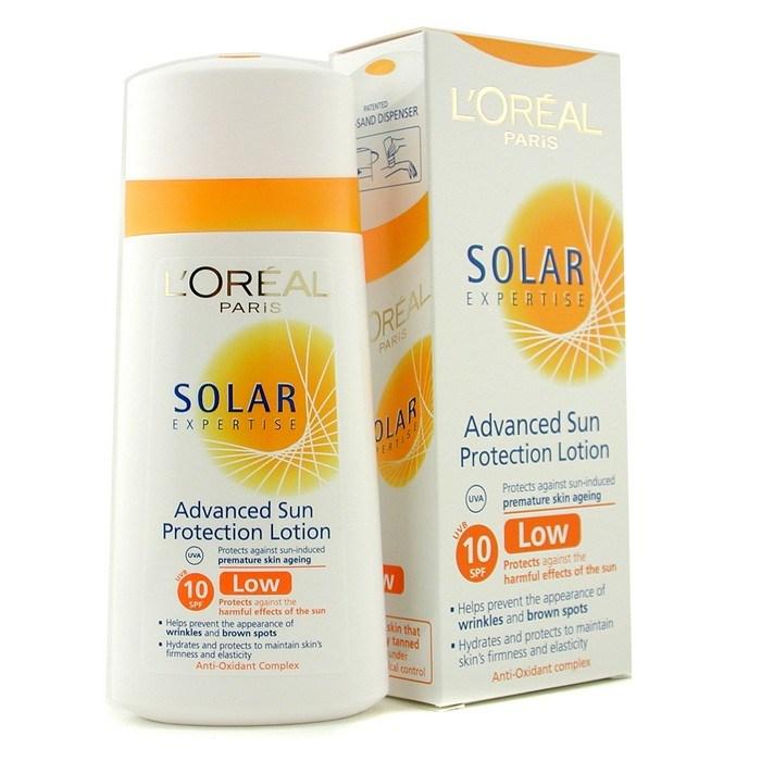L Oreal L Oreal Solar Expertise Advanced Sun Protection