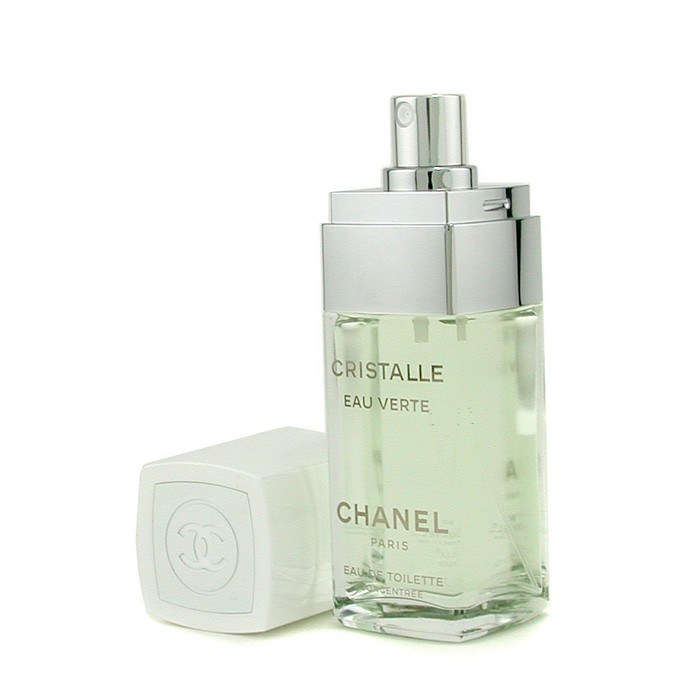 chanel cristalle eau verte edt concentree spray ladies. Black Bedroom Furniture Sets. Home Design Ideas