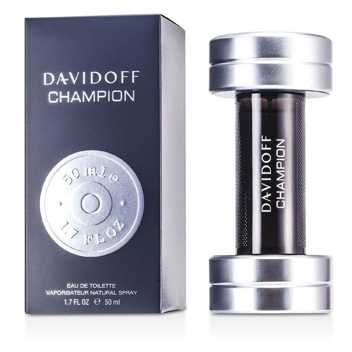 Davidoff Champion EDT Spray 50ml Men's Perfume