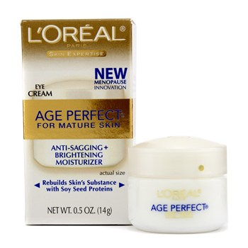 Age perfect for mature skin