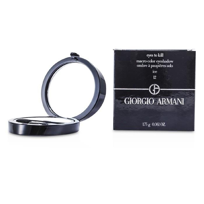 Giorgio Armani Eyes to Kill Solo Eyeshadow - # 12 Ice 1.75g Womens Make Up