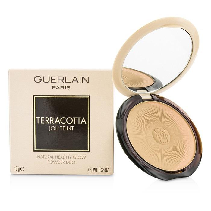 Guerlain Terracotta Joli Teint Natural Healthy Glow Powder Duo - # 01 10g Womens