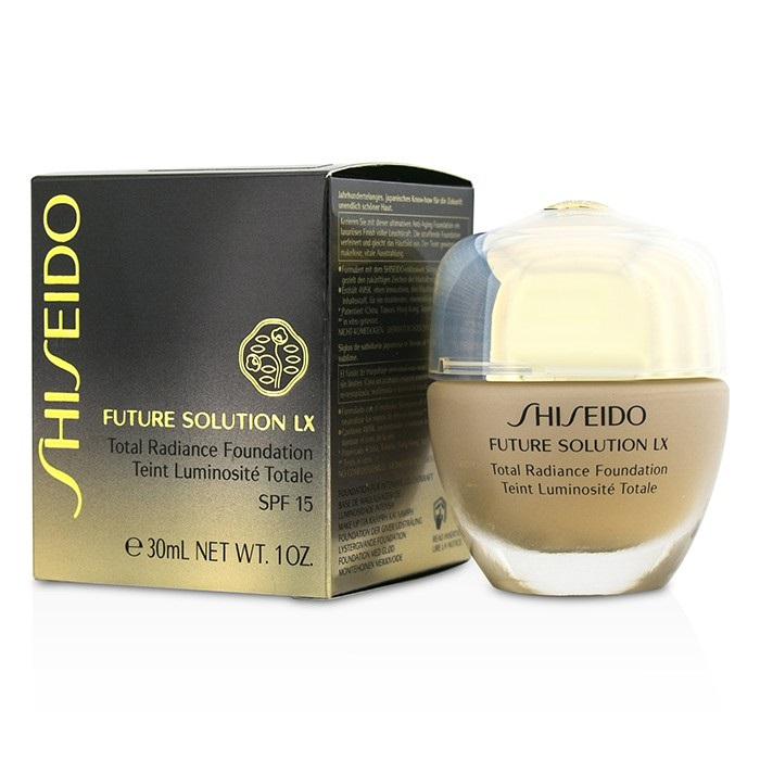 Shiseido Future Solution LX Total Radiance Foundation SPF15 - #I60 Natural 30ml