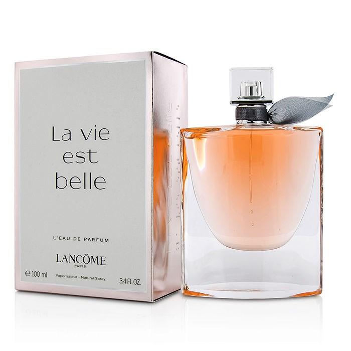 lancome la vie est belle l 39 edp spray 100ml women 39 s perfume. Black Bedroom Furniture Sets. Home Design Ideas