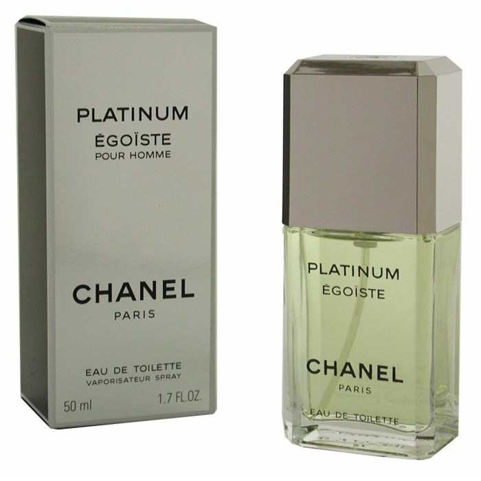 Chanel Egoiste Platinum EDT Spray Men's Fragrance | Fresh™ New Zealand Buy Men's Fragrance Online