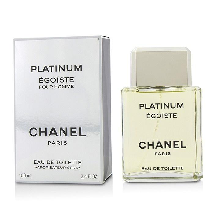 0a252503459 Egoiste Platinum EDT Spray by Chanel - MR FRESH