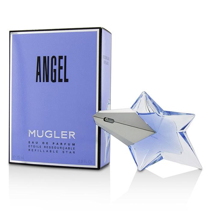 Thierry mugler mugler angel edp refillable spray fresh for Thierry mugler mirror mirror collection miroir des majestes