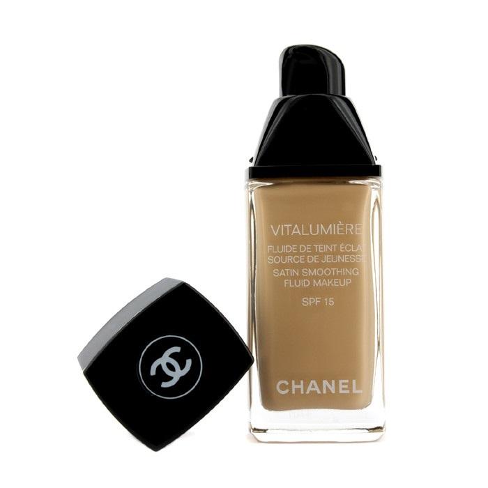 Chanel Vitalumiere Fluide Makeup 20 Clair Fresh