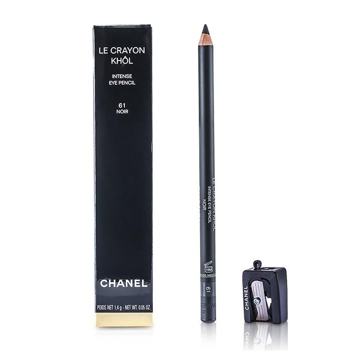 chanel new zealand le crayon khol 61 noir by chanel fresh. Black Bedroom Furniture Sets. Home Design Ideas