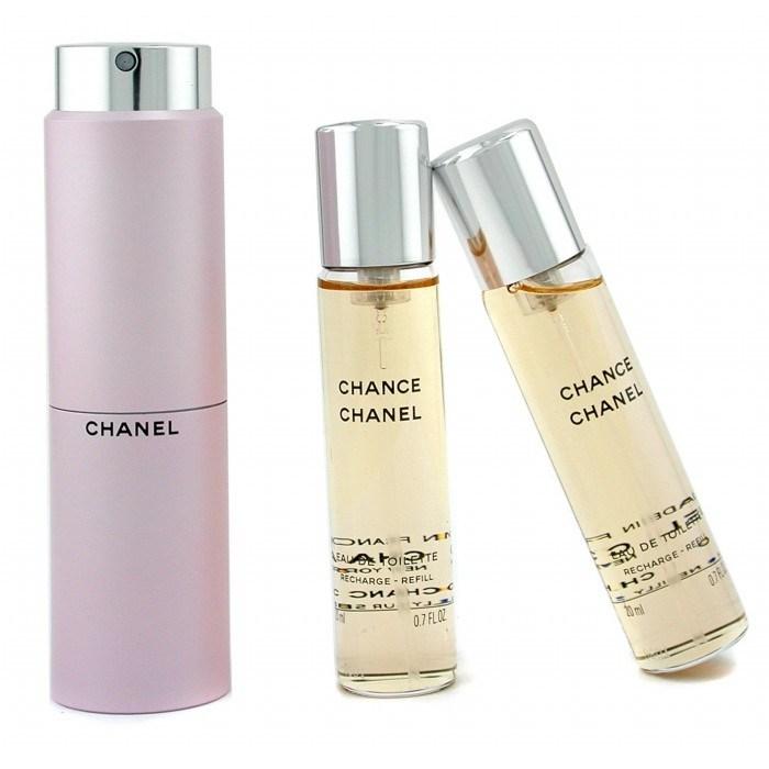 chanel chance twist spray edt ladies fragrance fresh. Black Bedroom Furniture Sets. Home Design Ideas