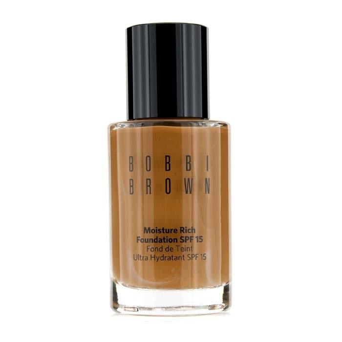 Bobbi Brown Moisture Rich Foundation SPF15 - #6.5 Warm Almond | Fresh™