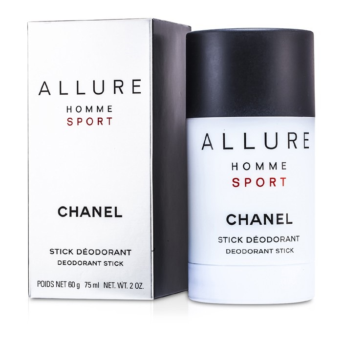 chanel allure homme sport deodorant stick fresh. Black Bedroom Furniture Sets. Home Design Ideas