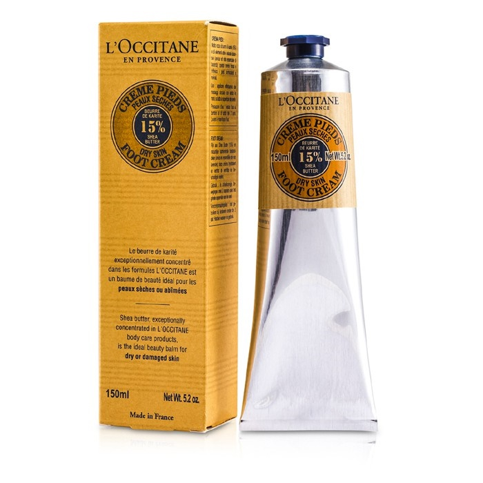 l occitane foot cream
