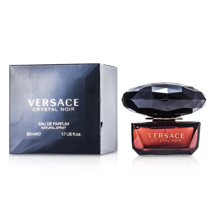 Versace Crystal Noir Edp Spray Fresh