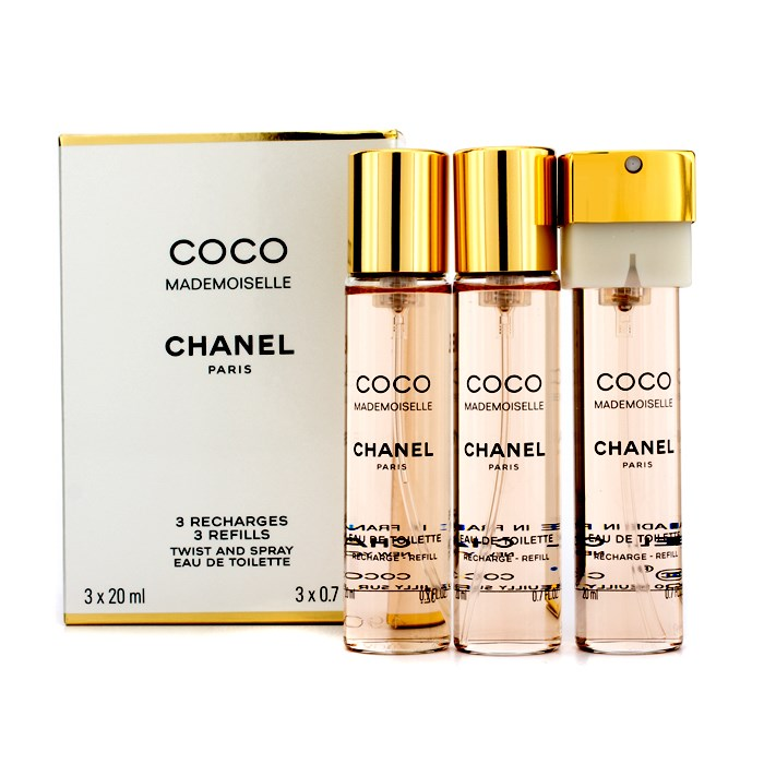Chanel Coco Mademoiselle Twist Amp Spray Edt Refill Ladies