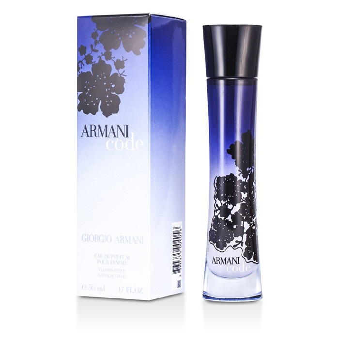 giorgio armani code femme edp spray fresh. Black Bedroom Furniture Sets. Home Design Ideas