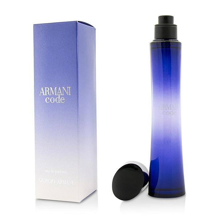 Giorgio Armani Code Femme EDP Spray 75ml Women s Perfume ... a5e5781142b2