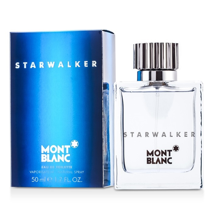 mont blanc starwalker edt spray fresh. Black Bedroom Furniture Sets. Home Design Ideas