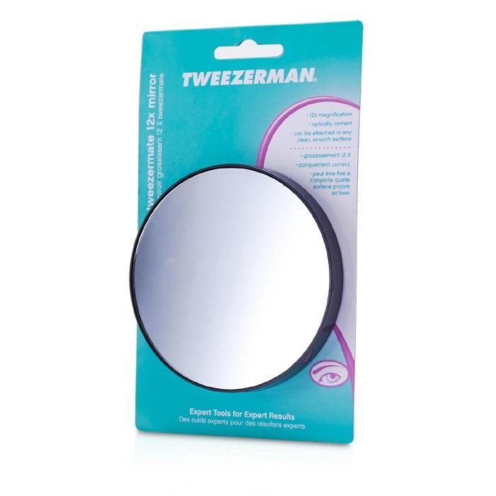 Tweezermate 12x Magnification Personal Mirror