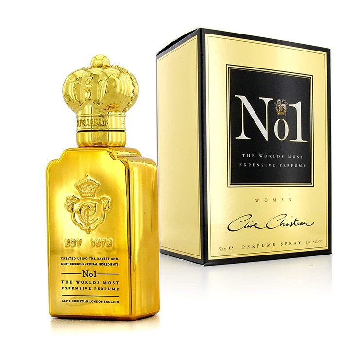 Clive christian no 1 perfume spray fresh for Clive christian perfume