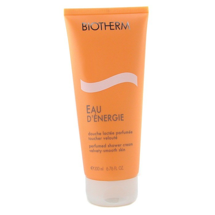 eau d 39 energie perfumed shower cream biotherm f c co usa