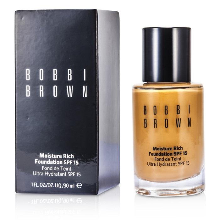 Bobbi Brown Moisture Rich Foundation SPF15 - #4 Natural   Fresh™