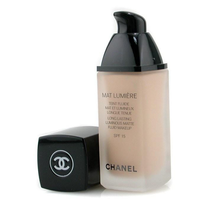 Chanel Mat Lumiere Long Lasting Luminous Matte Fluid