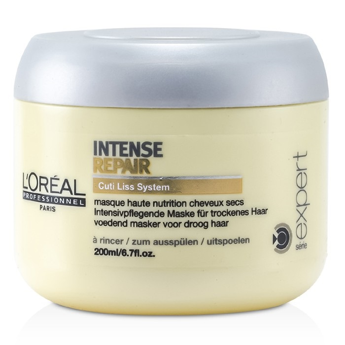 l 39 oreal professionnel expert serie intense repair masque dry hair fresh