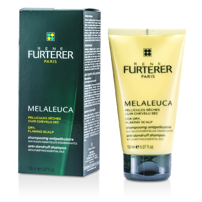 melaleuca anti dandruff ritual anti dandruff shampoo for dry flaking scalp rene furterer. Black Bedroom Furniture Sets. Home Design Ideas