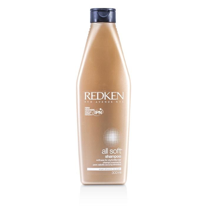 Redken All Soft Shampoo For Dry Brittle Hair Fresh