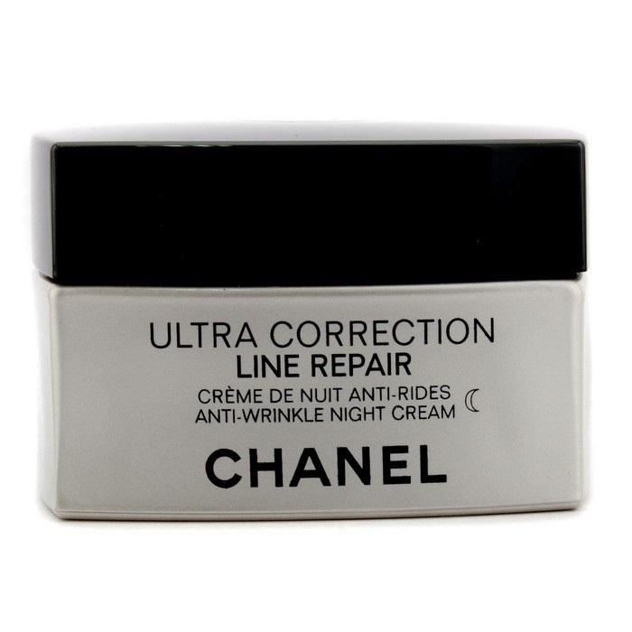 Chanel Ultra Correction Line Repair Anti Wrinkle Night Cream. Loading zoom fec481a228b4