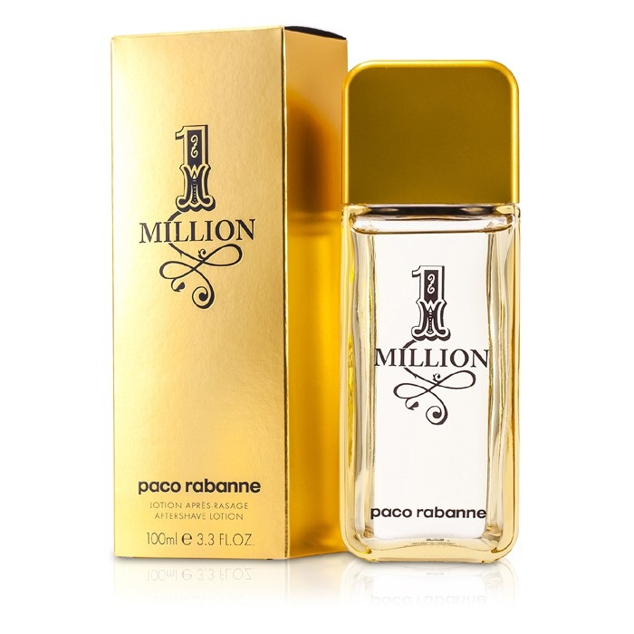 9bd28501fd3ea Paco Rabanne One Million After Shave Lotion 100ml Men s Perfume ...