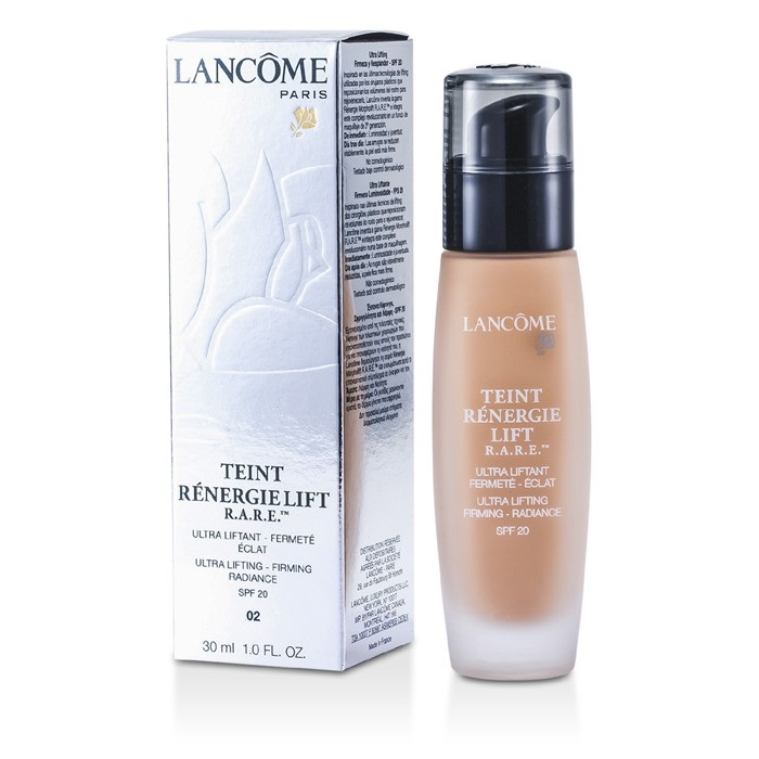 Lancome Teint Renergie Lift R A R E Foundation Spf 20