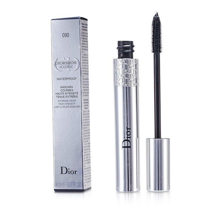 dior mascara  DiorShow Iconic Extreme Waterproof Mascara - # 090 Black - Christian ...