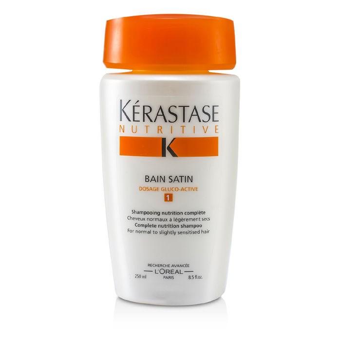 Kerastase nutritive bain satin 1 shampoo normal to for Kerastase bain miroir 1 vs 2
