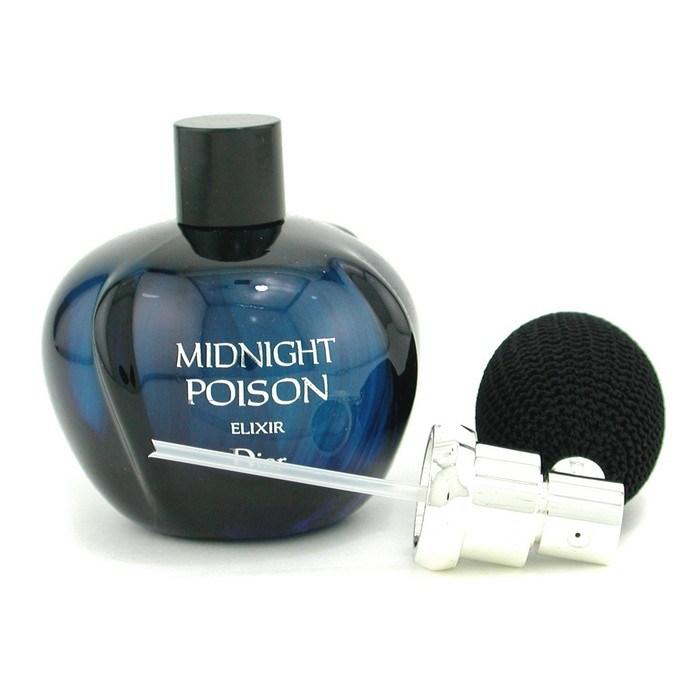 Christian Dior New Zealand Midnight Poison Elixir Edp Spray By