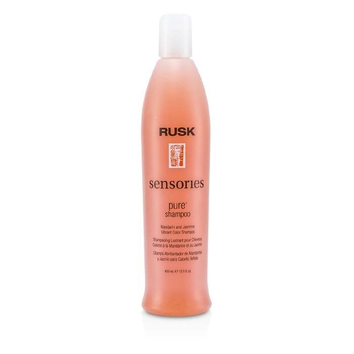 Sensories Pure Mandarin And Jasmine Vibrant Color Shampoo Rusk