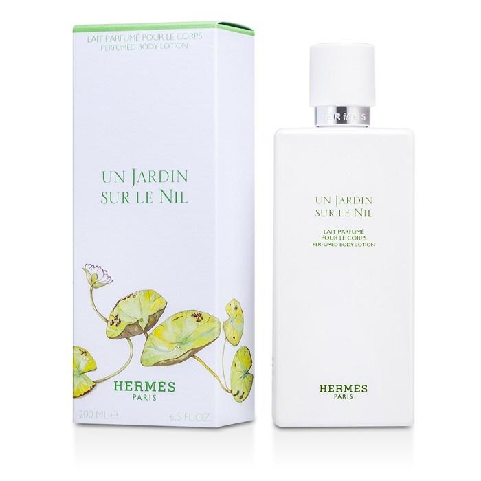 Hermes un jardin sur le nil perfumed body lotion fresh - Hermes un jardin en mediterranee body lotion ...