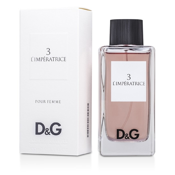 Gabbana Ladies Fragrance L'imperatrice D 3 Anthology Spray Dolceamp; amp;g Edt OTPkZiXu