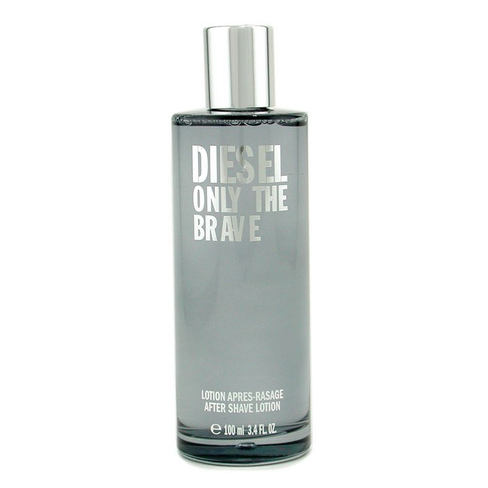 Diesel New Zealand Only The Brave After Shave Lotion By