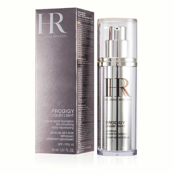 Helena Rubinstein Prodigy Liquid Light Foundation SPF 15 - No  30 Gold  Cognac Makeup