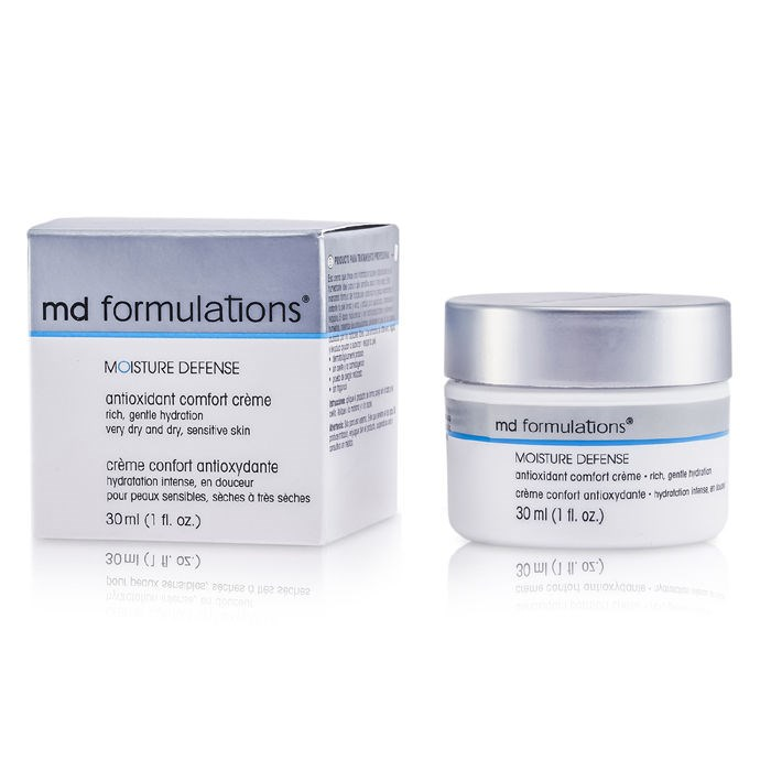 md formulations moisture defense antioxidant creme